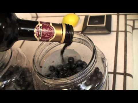how to make blueberry Balsamic vinegar