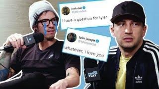 Josh Tiene Una Pregunta Para Tyler - Entrevistas En La Era Trench #4