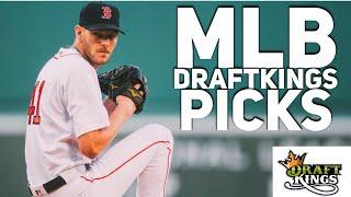 4/10/18 MLB DRAFTKINGS PICKS
