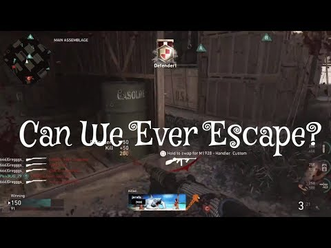 Can We Ever Escape? | CoD WWII