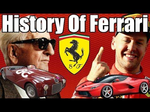 The History Of: Ferrari