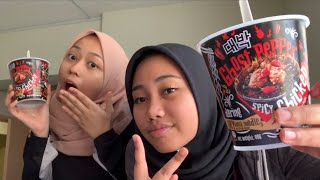 Ghost Pepper Challenge With Eyya!!