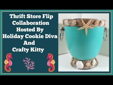 Thrift Store Flip Collaboration
