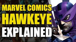 Download Marvel Comics: Hawkeye Explained Video