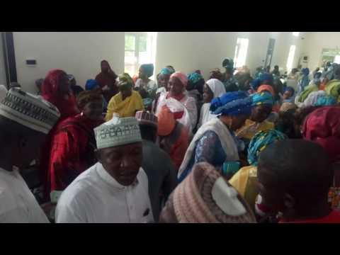 Zakiru Muktar Shuaibu Idah at BMT Abuja