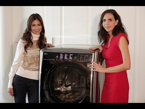 THE LATEST TECHNOLOGY IN WASHING MACHINE
