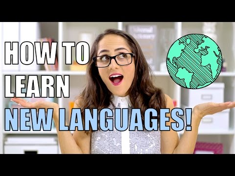 5 Ways To Learn A New Language FAST!