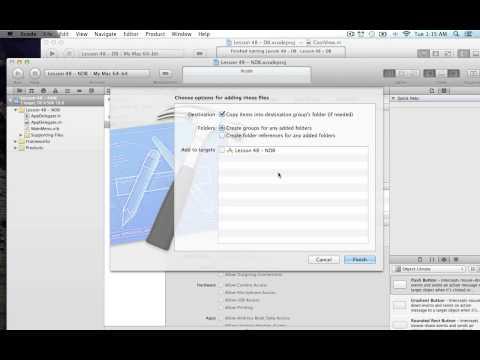 Cocoa Programming L48 - Printing Intro