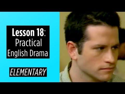 Elementary Level - Lesson 18 - Practical English Drama