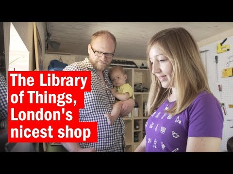 The Library of Things, London's nicest shop | City Secrets | Time Out London