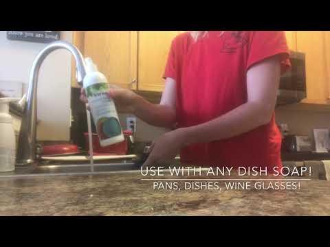 Norwex Dish Cloth Demo