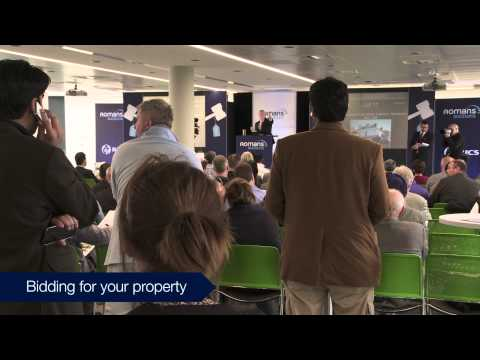 Guide to selling a property at auction