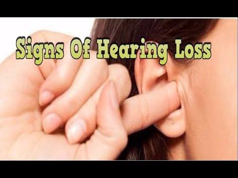 Signs Of Hearing Loss, Hearing Health, Ear Wax Hearing Loss, Hearing Loss Children, Your Hearing