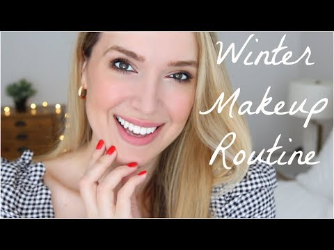 My Everyday Winter Makeup Routine | JennyClaireFox