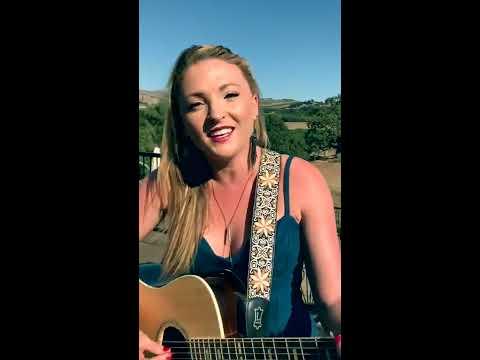 Deana Carter - Strawberry Wine (Karen Waldrup Cover)