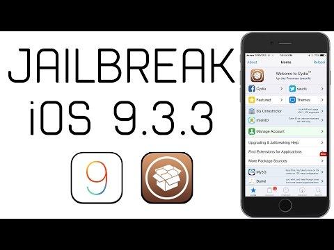 How to Jailbreak iOS 9.3.3 -PanGu Jailbreak for iPhone, iPad & iPod Touch!