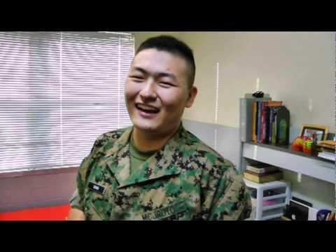 Good Morning Alpha Co - Marine Military Academy