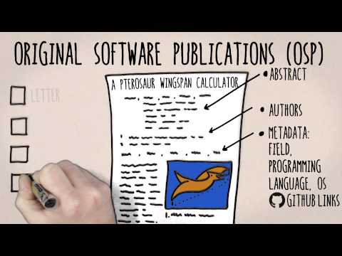 Publish your software in Elsevier journals