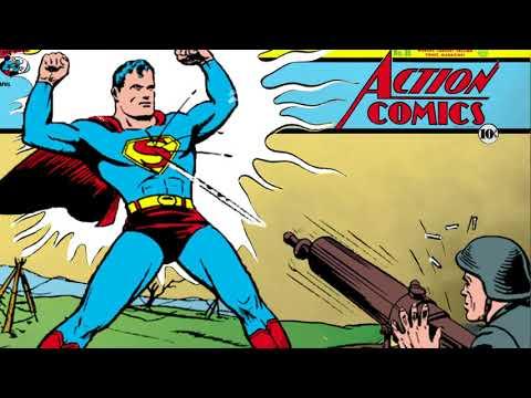 Action Comics #1000 First-Look #DCSXSW18
