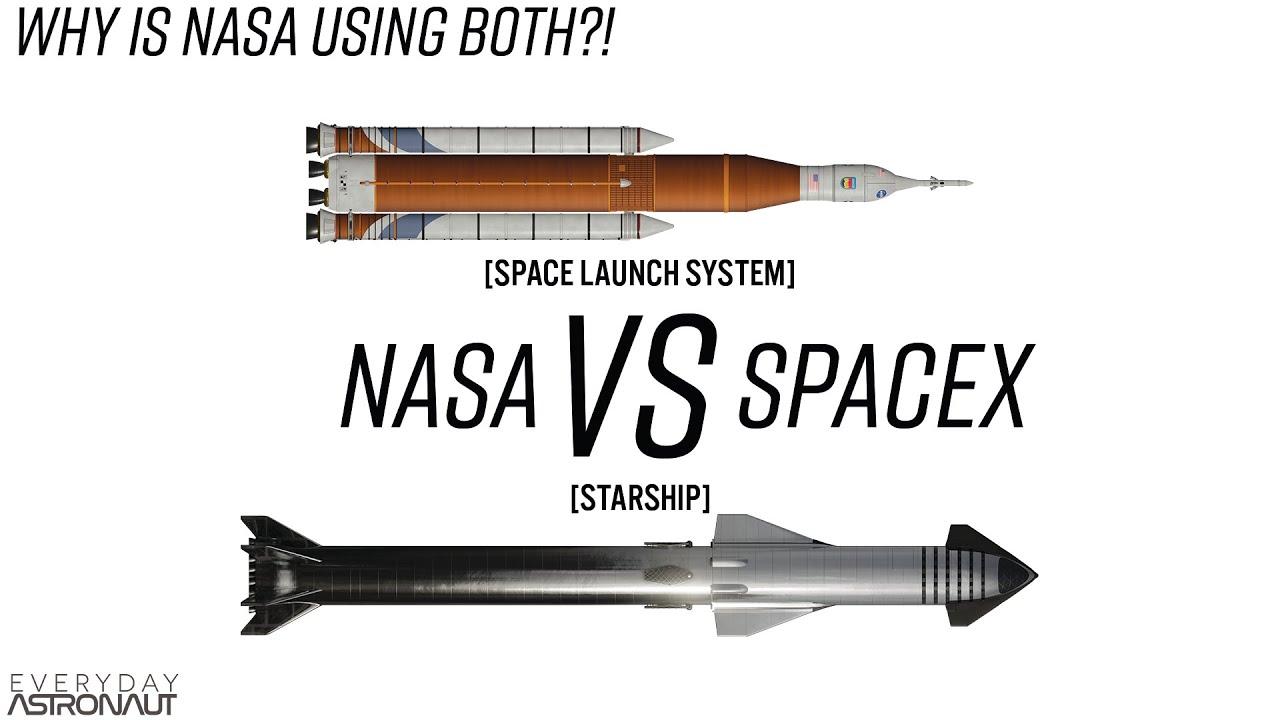 SLS VS Starship: Why does SLS still exist?!