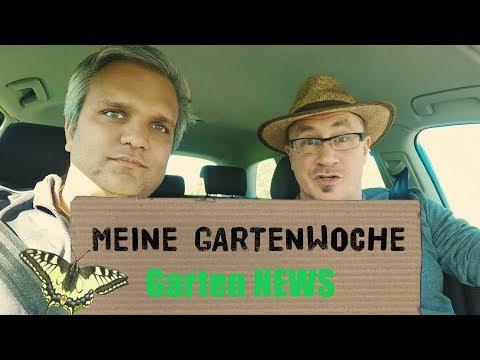 Selbstversorger Rigotti, Gartenyoutubertreffen und Schmetterlinge - Meine Gartenwoche 1/2018