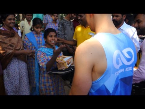 Sightseeing & Orphanage Visit... | BodyPower India Tour #2