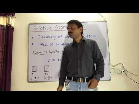 Relative Atomic Mass ( R.A.M.) , Unified Scale , Carbon-12 Scale