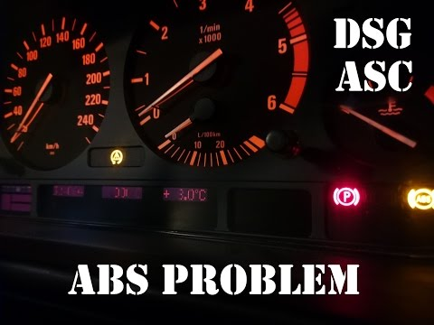 How to fix BMW ABS and ASC in 5 minutes