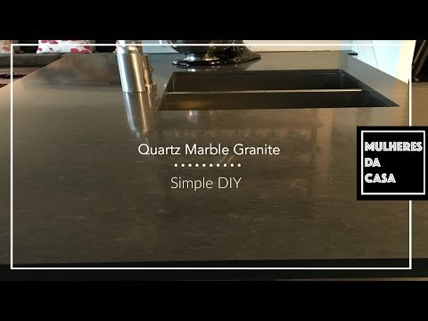 How To Fix a Chip in your Quartz Countertop / ProCaliber Repair Kit