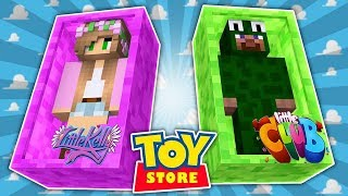 Download FIDGET SPINNER TOY OF THE WEEK!! Minecraft Toy Store Video