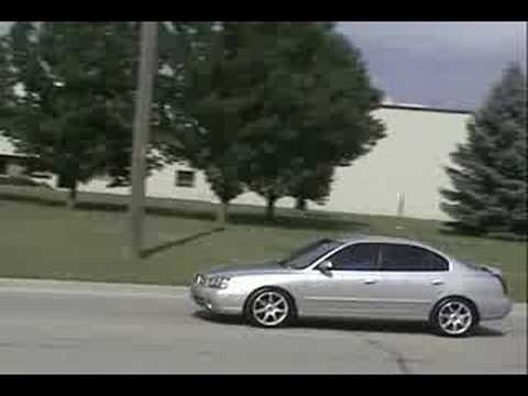 2002 Elantra Magnaflow Exhaust