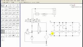 Download program - QElectroTech - to draw software hydraulic