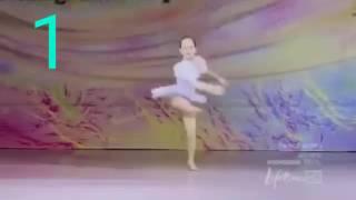 Mis 10 bailes grupales y solos favoritos