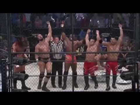Reaction   TNA Defeats GFW Global Force Wrestling on Impact Wrestling
