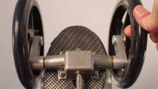 Swerver Skates - By Inventist