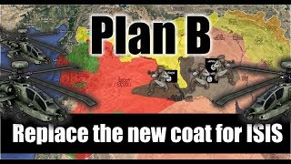 Plan B : Replace the new coat for ISIS