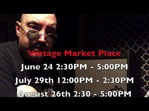 PTPOP LIVE @ Vintage Market Place Olmsted Falls, Ohio