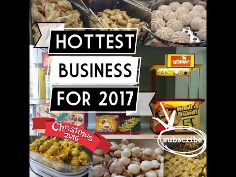 Start Your Food Cart Franchise Business This 2017!