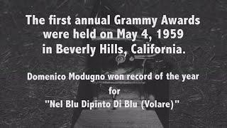 Grammy Rewind: Past Grammy Winners