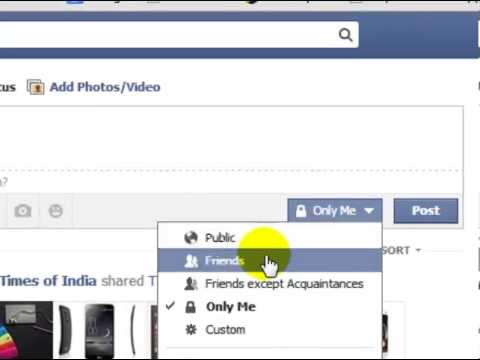 How to tag all friends at once in facebook