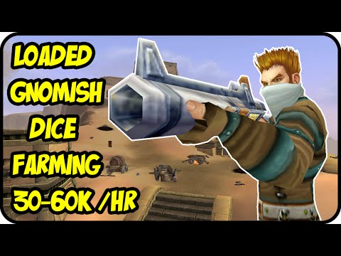 WoW Gold Farming Patch 6.2.4: Pickpocket Gold Making - Loaded Gnomish Dice Farming - WoD Gold Guide