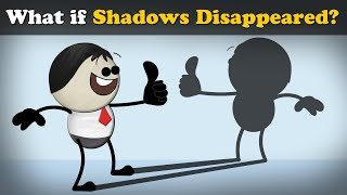 What if Shadows Disappeared? | #aumsum #kids #science #education #children