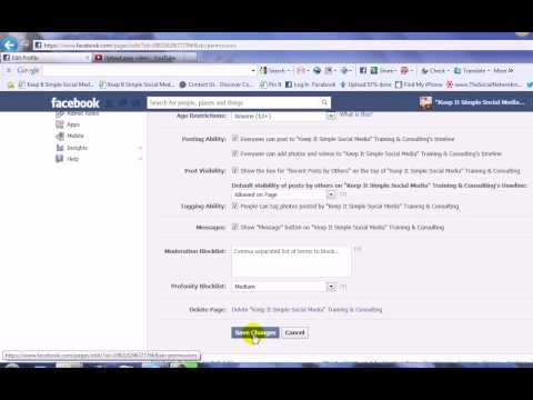 How to Delete or Unpublish Your Facebook Business Page