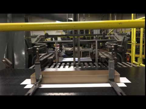 Emmeci Setup Box Machine at Unipak Inc