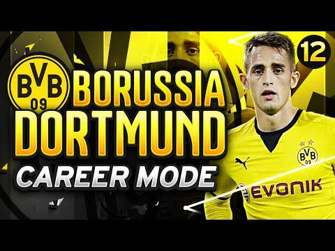FIFA 16 Dortmund Career Mode - MUST WIN GAMES! WE ARE CONTENDERS!  - Season 1 Episode 12