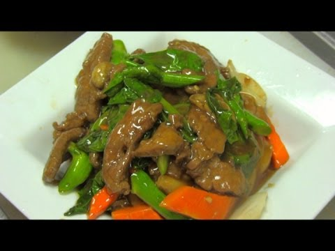 Beef Chow Fun (Wet fried with gravy)