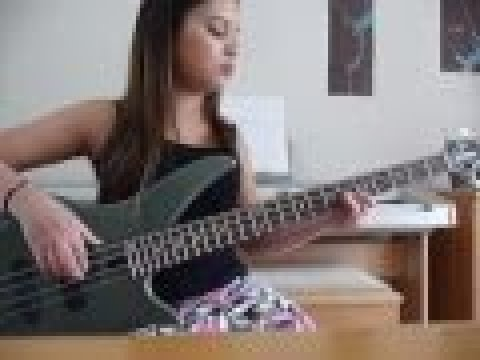 I Want You Back- The Jackson Five bass cover