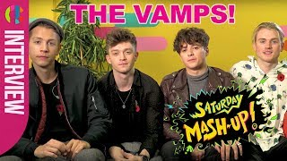 The Vamps answer our Cringey Questions