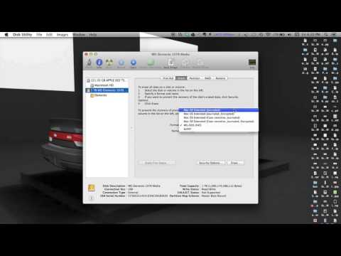 How To Format Hard Drive Or SSD For Mac