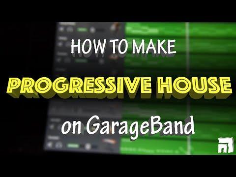 Progressive House on GarageBand (Tutorial)